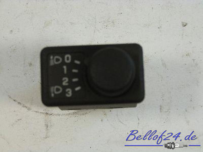 Schalter Leuchtweitenregulierung 37089ANISSAN ALMERA II (N16) 1.5
