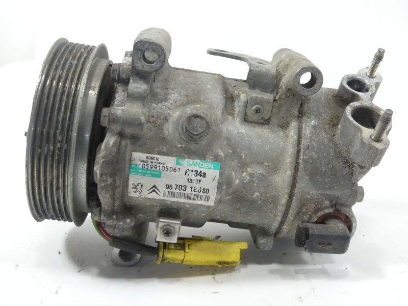 Klimakompressor 9670318880PEUGEOT 307 (3A/C) 1.6 16V