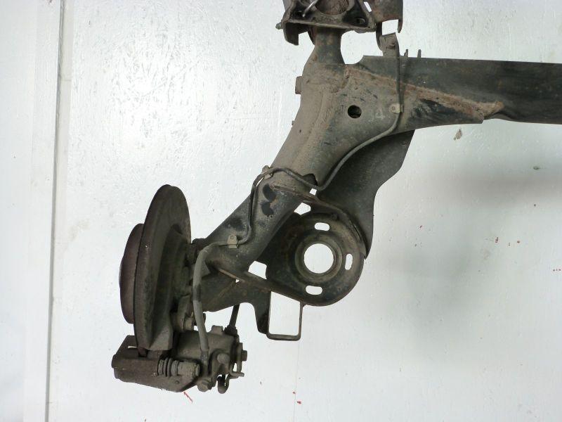 Hinterachse VW BORA (1J2) 1.9 TDI