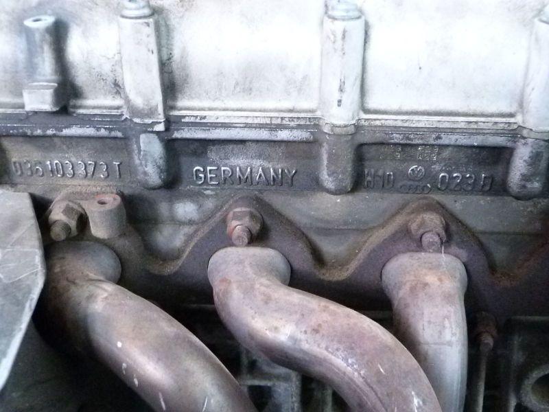 Motor Benzin AKQVW GOLF IV (1J1) 1.4 16V