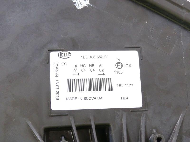 Scheinwerfer links HellaVW PASSAT VARIANT (3B6) 1.9 TDI 4MOTION