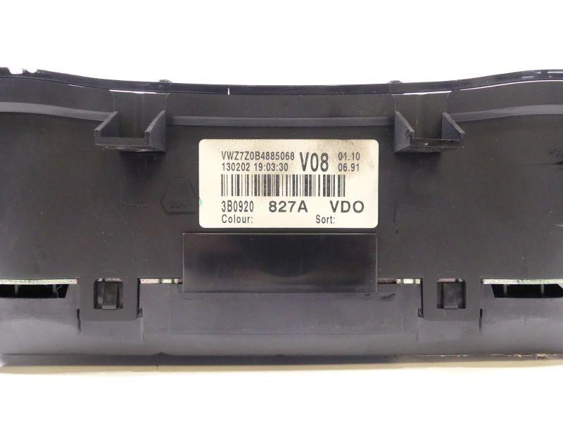 Tacho 3B0920827AVW PASSAT VARIANT (3B6) 1.9 TDI 4MOTION