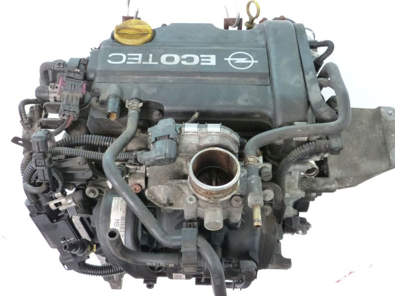 Motor Benzin Z10XEP Corsa D, Agila, 117tkmOPEL CORSA C (F08, F68) 1.0