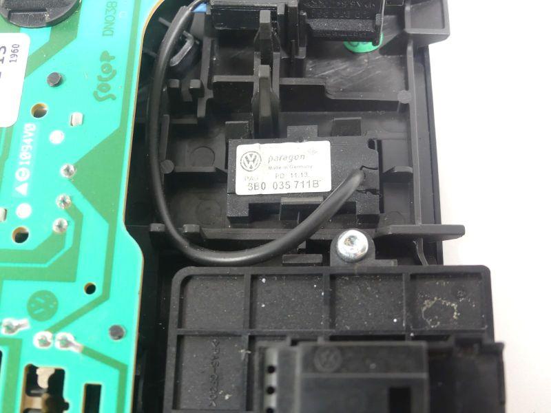 Innenraumbeleuchtung 1Q0947105 Schalter Verdeck