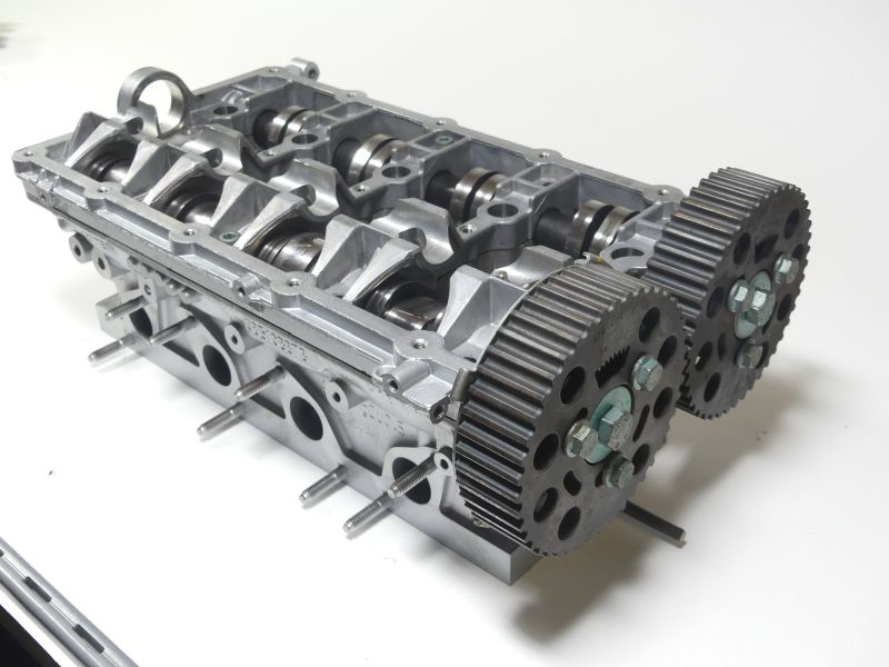 Zylinderkopf 03G103373VW TOURAN (1T1, 1T2) 2.0 TDI 16V