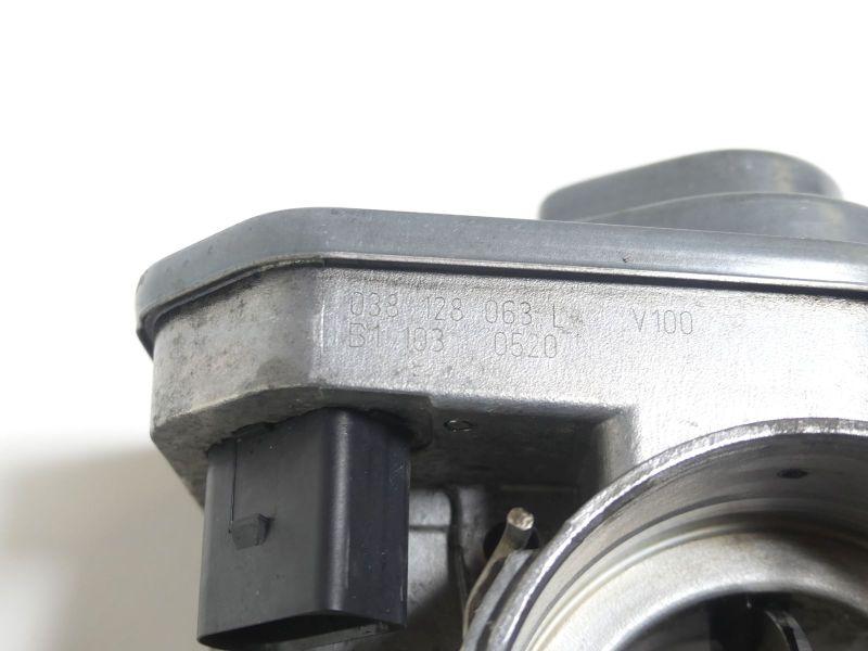 Drosselklappe BKD original 038128063LVW TOURAN (1T1, 1T2) 2.0 TDI 16V
