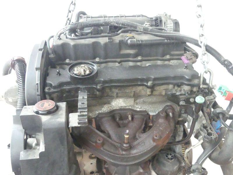 Motor KFU 88PS 10FE01PEUGEOT 206 SW (2E/K) 1.4 16V
