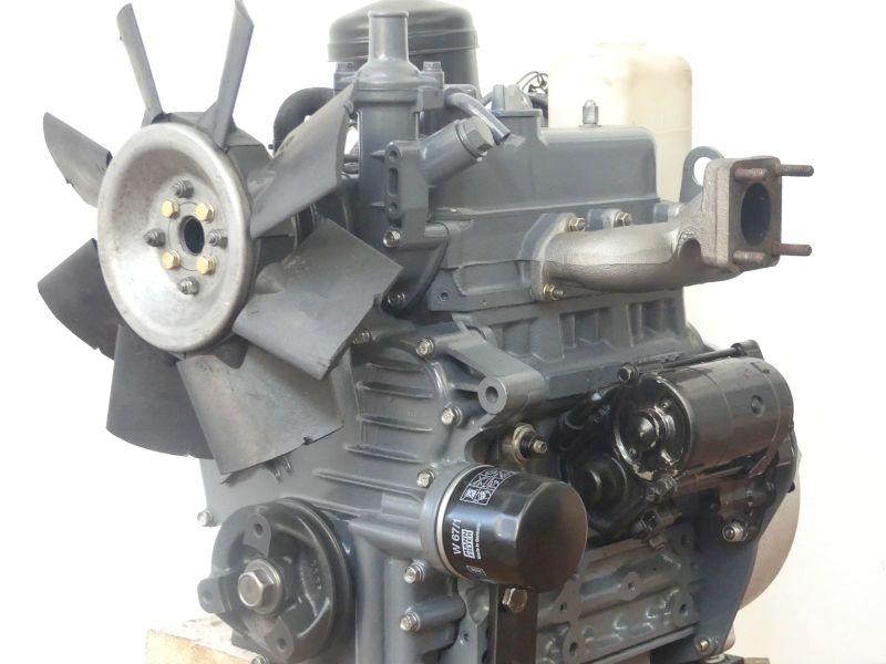 Motor D722E Kubota