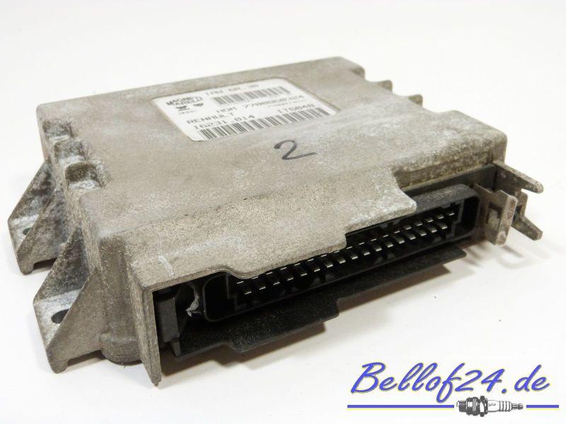 Motorsteuergerät 7700874631RENAULT TWINGO (C06_) 1.2  (C067)